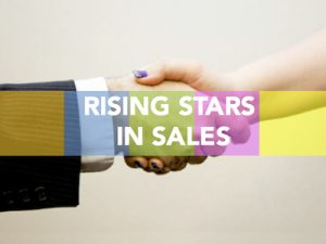 Rising Stars in Sales