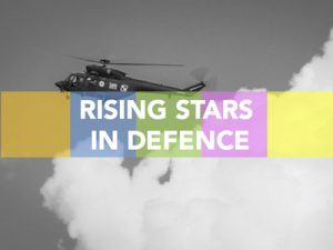 Rising Stars in defence