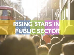 Rising Stars in the Public Sector