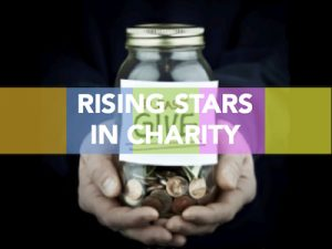 rising stars in charity