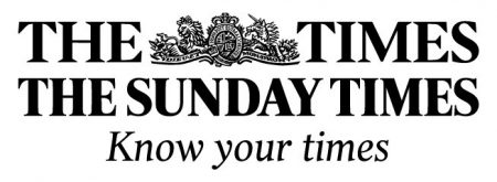 Rising Stars 2017 Headline sponsor - The Times and The Sunday Times