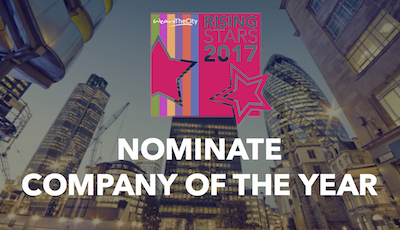 nominate company of the year