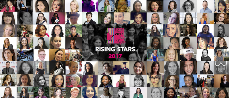 Rising Star Winners 2017
