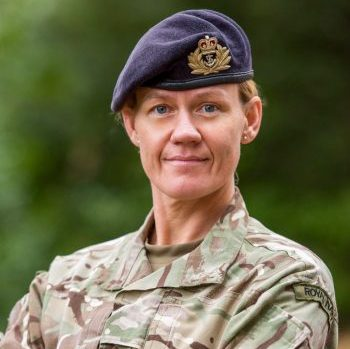 Sam Truelove, Staff Officer Operational Support for the Standing Joint Force Logistics Component
