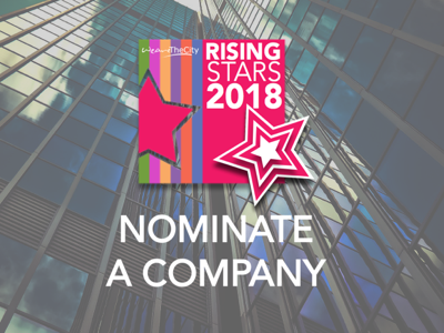 Nominate a company banner