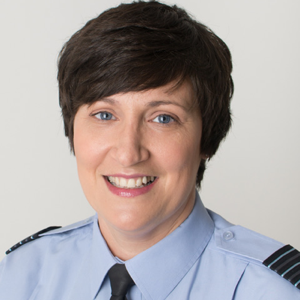 Wing Commander Sarah Maskell MBE, Head of Diversity and Inclusion Royal Air Force