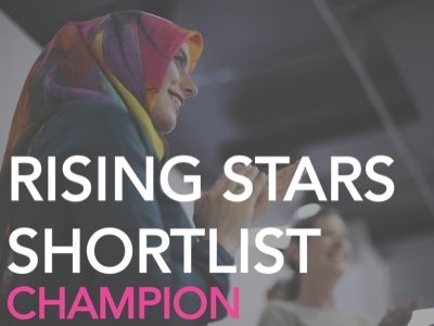 Rising Star Champion featured