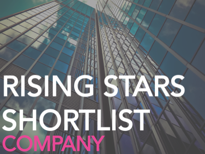 Rising star company featured