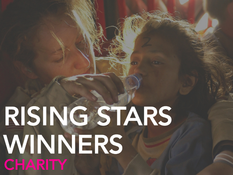 charity winners featured