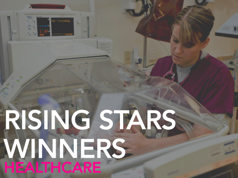 healthcare winners featured