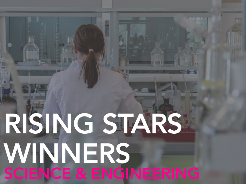 science winners featured