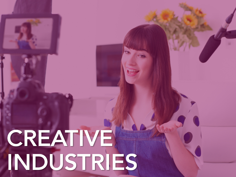 Creative Industries FEATURED