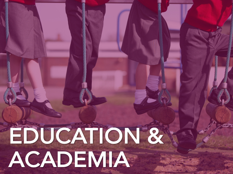 Education & Academia FEATURED