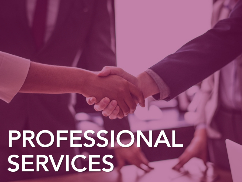 Professional Services FEATURED