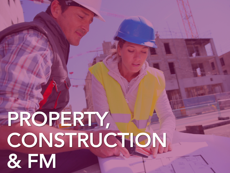 Property, Construction & FM FEATURED