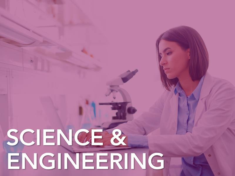 Science & Engineering FEATURED