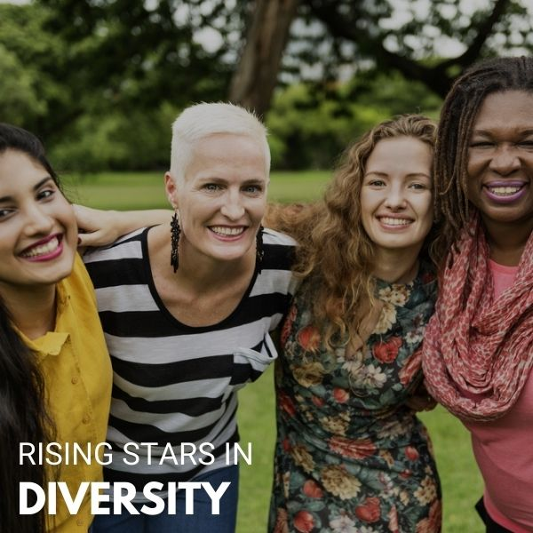 Rising Star in Diversity